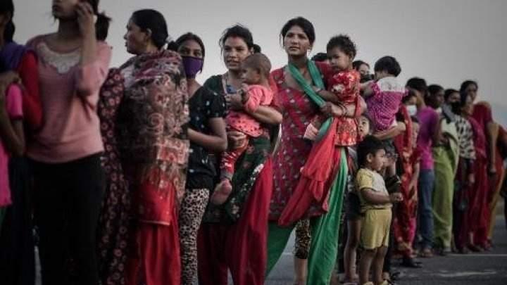 نيبال أمام معضلة المتاجرة بأطفالها بعد كارثة الزلزال المدمر