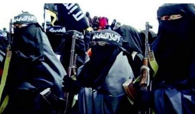 عضاضات داعش .. يجعلن الضحية تبكي من شدة الألم