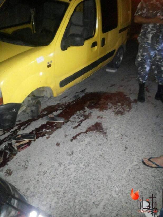 قتيل في حادث في قانا