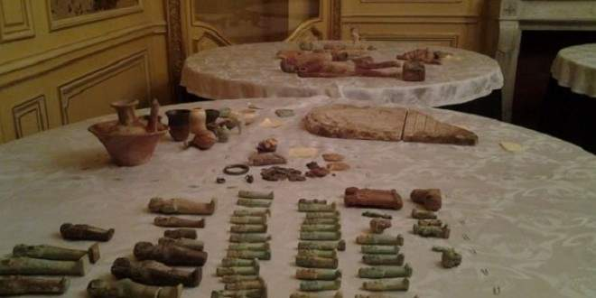مصر تسترد 32 قطعة أثرية من سويسرا