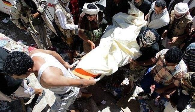 مجزرة جديدة للطيران السعودي في اليوم السبعين للعدوان على اليمن