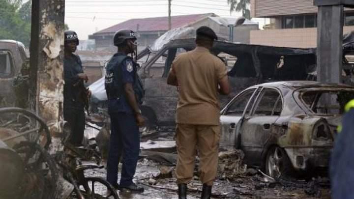مقتل أكثر من 150 شخصاً نتيجة حريق و فيضانات في غانا