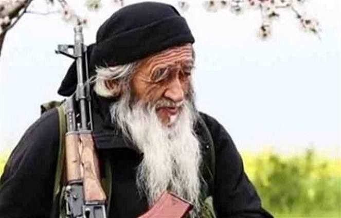 هذا هو المقاتل الأكبر سناً في صفوف داعش