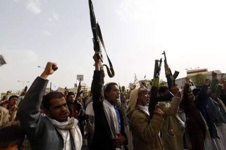 «سكود» يمني يعرّي الرياض