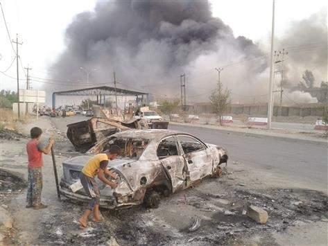 عام على نكبة الموصل: كيف يعيش أهلها؟