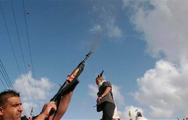 آفة إطلاق الرصاص في تشييع الشهداء