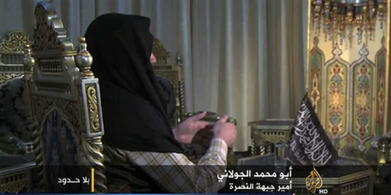 """الكشف عن هوية زعيم جبهة النصرة """"أبو محمد الجولاني""""!"""