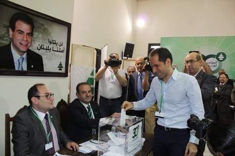 حزب آل الجميّل: بدأ حكم الأحفاد