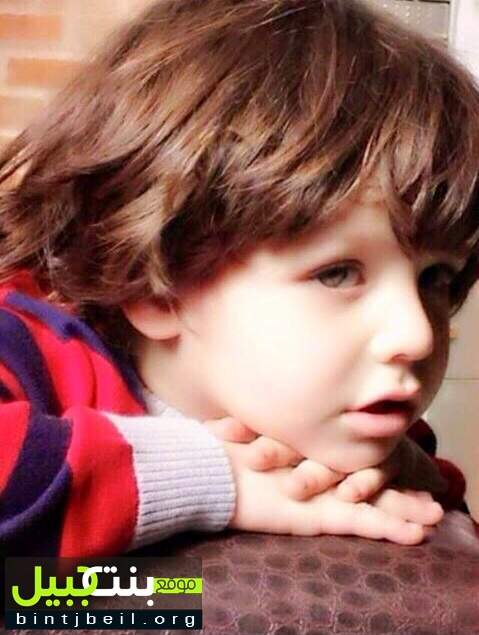 تشييع فقيد الطفولة حسين غضبان بعدما توفي اثر عارض صحي مفاجئ