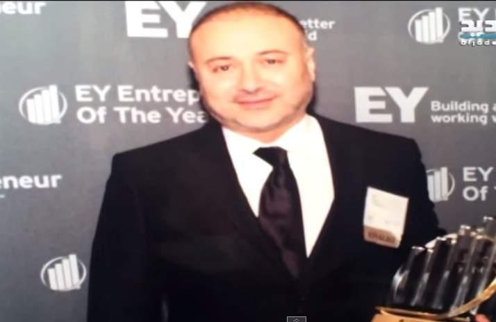 اللبناني علي السبلاني رجل أعمال العام في الولايات المتحدة