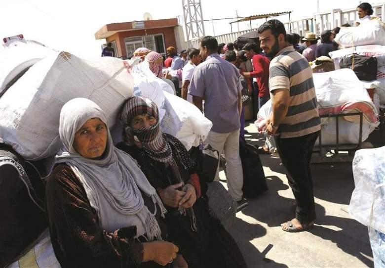 الجيش يتقدم في ريف تدمر.. والأكراد يسيطرون على «اللواء 93» / اجتماع سوري ـ إيراني ـ عراقي لمكافحة الإرهاب