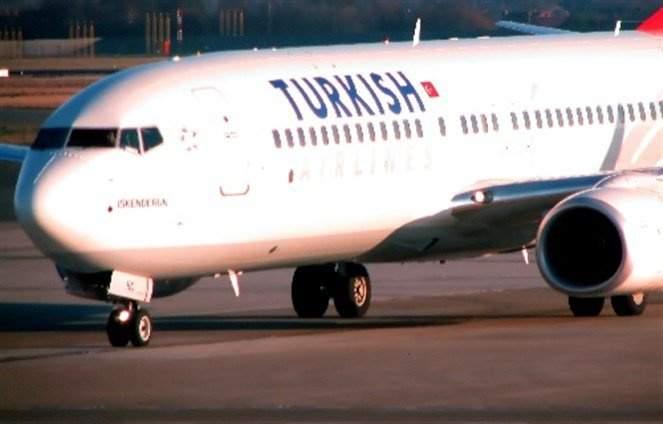 تفتيش أمني لطائرة ركاب تركية في كوبنهاغن