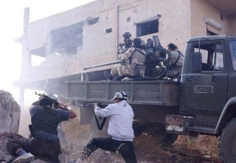 سوريا: «عاصفة الجنوب» تفشل مرتين