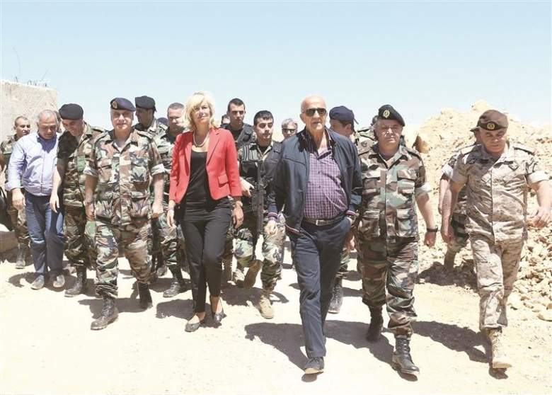 الأمم المتحدة: عرسال خط دفاع عن لبنان وأوروبا