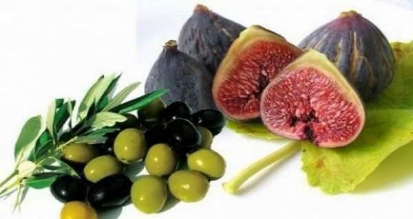 هل تعلم ما يحدث لجسم الانسان إذا أكل التين والزيتون معاً