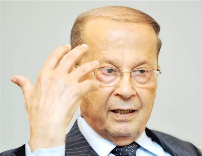 الاستطلاع قد يكون مخرجاً رئاسياً مشرّفاً... للجميع عون لـ«السفير»: سعد الحريري صادق.. ولكنه عاجز