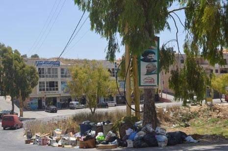 صفد البطيخ تواجه أزماتها من دون بلدية