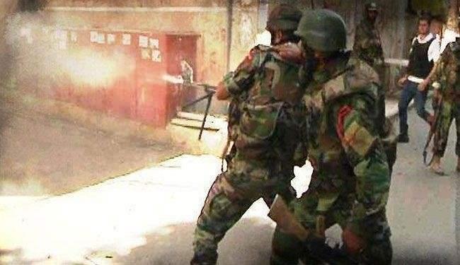 الجيش السوري يأسر مجموعات كاملة من المسلحين بحلب