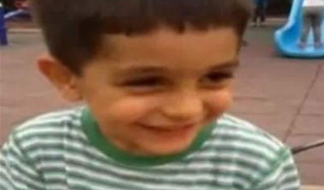 الافراج عن الطفل ريكاردو جعارة الذي خطف قبل ايام
