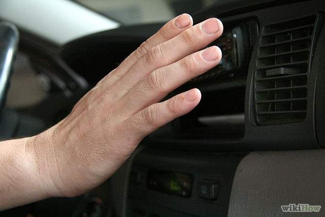 إحذروا مكيّف الهواء في السيارة..