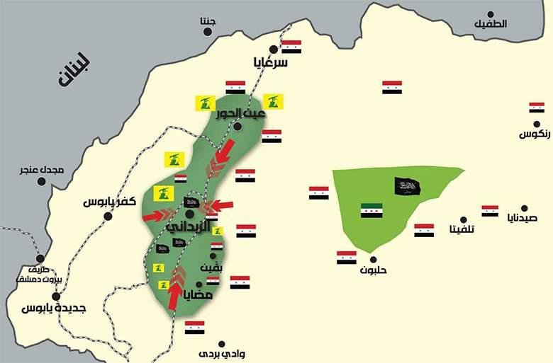 الزبداني = القصير 2 : معركة تحوّل في ريف دمشق