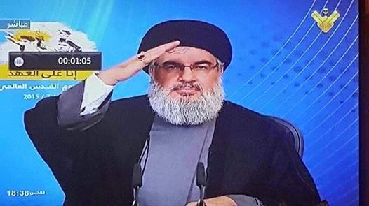 السيد نصر الله: يجب التنويه ان الكويت اميرا وحكومة ومجلس امة وقوى سياسية وعلما وسنة وشعية وعامة الناس قدموا نموذجا رائعا في التعاطي مع هذه الجريمة