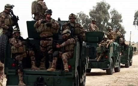 مقتل 20 مسلحًا من داعش بكمين محكم شرق الرمادي