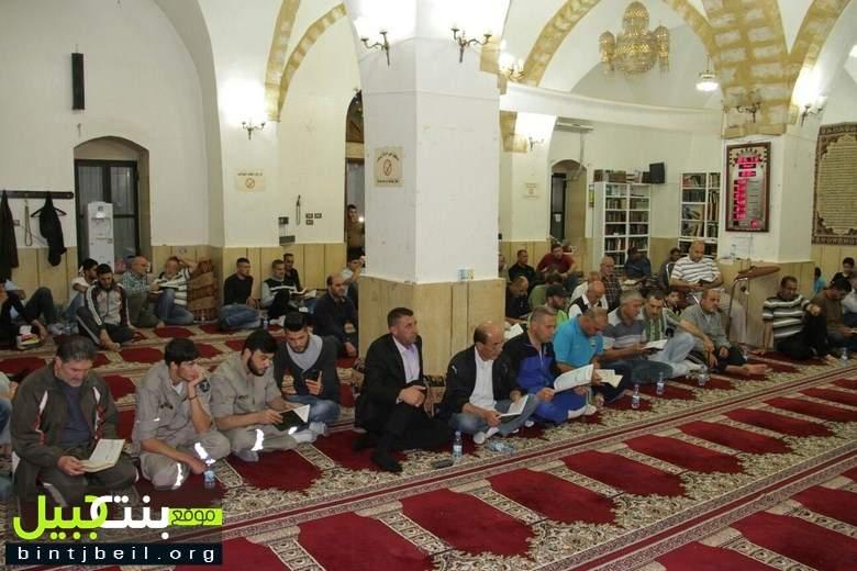 أمسية قرآنية لحركة أمل و كشافة الرسالة الإسلامية في شقرا