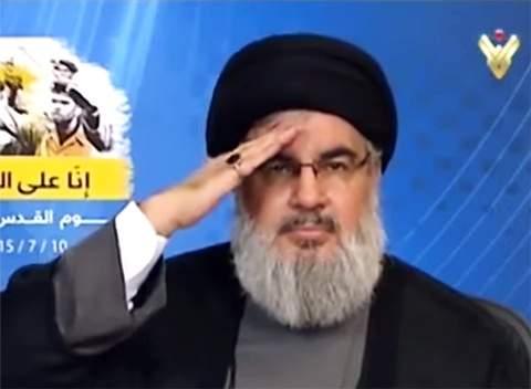 الكويتيون يردون التحية للسيد نصر الله