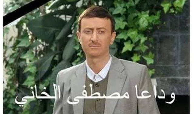 بالصور.. حقيقة وفاة مصطفى الخاني في حادث سير ببيروت