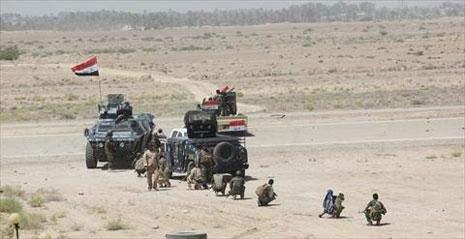 العراق يعلن انطلاق عمليات تحرير الأنبار