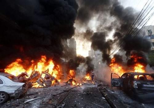 داعش يتبنى تفجيرات في بغداد