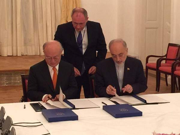 اتفاق تاريخي بين طهران والقوى العالمية حول الملف النووي