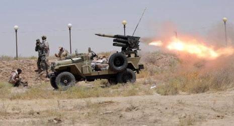 العراق | انطلاق معارك تحرير الأنبار: تأمين آخر «أحزمة» بغداد