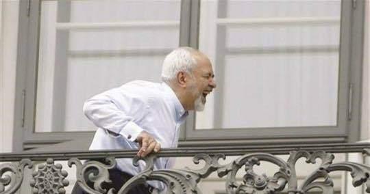 نشطاء التواصل الاجتماعي يهللون للاتفاق النووي.. ومحمد جواد ظريف يشعل الفايسبوك