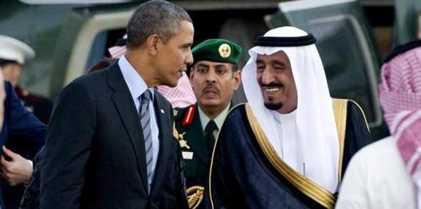 أوباما والعاهل السعودي يؤكدان على أهمية إنهاء المعارك في اليمن