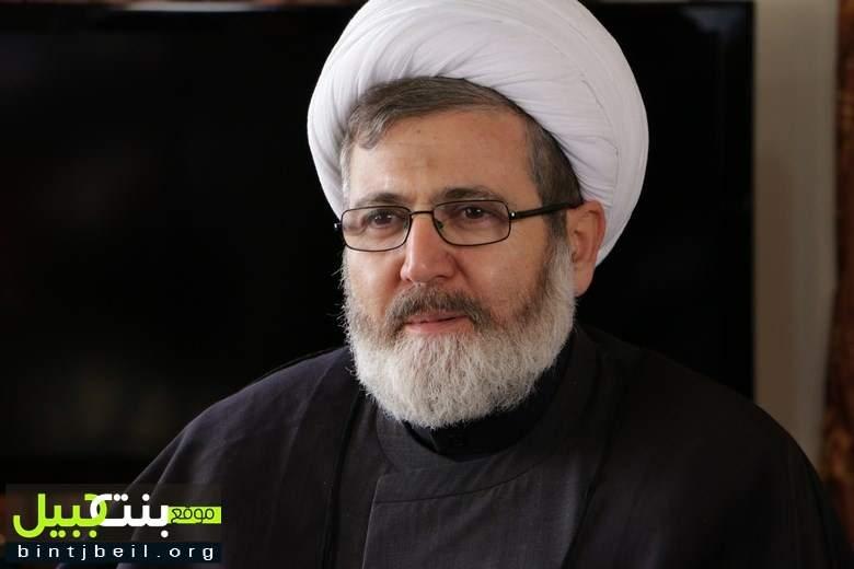 الشيخ بغدادي: الإتفاق النووي هو مصلحة للجميع وإنتصار لخيار السّلم على الحرب