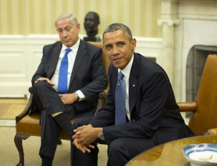 أوباما يسترضي إسرائيل: معاً ضد حزب الله