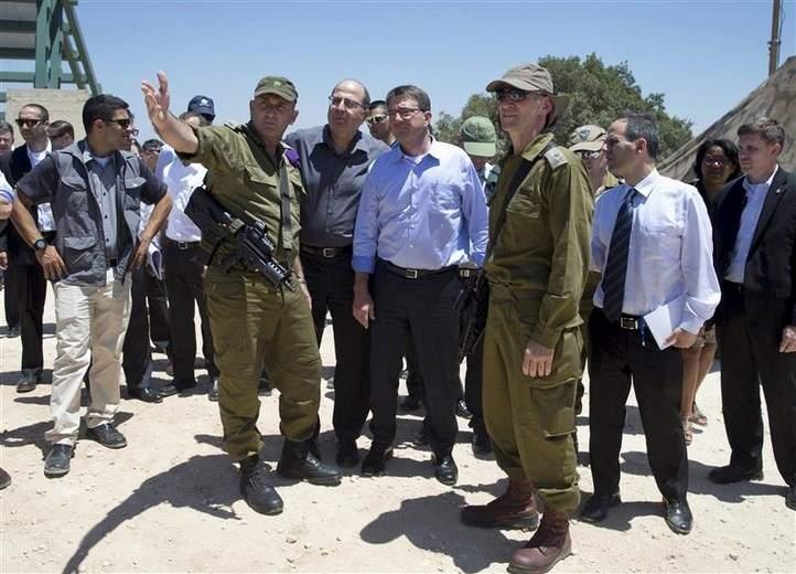 قلق إسرائيلي من «حزب الله الجيل الثالث»/ يعلون وكارتر على حدود لبنان