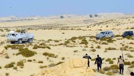 تخطى «داعش» منافسة «القاعدة» وتحدى الجيش: الصحراء التي تحولت إلى «ولاية سيناء»