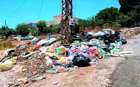 النفايات في النبطية... حرب من نوع آخر