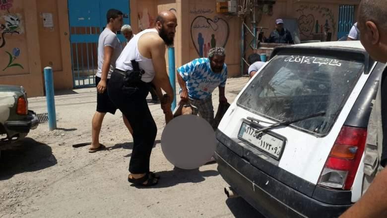 اغتيال المسؤول في حركة فتح  في مخيم عين الحلوة