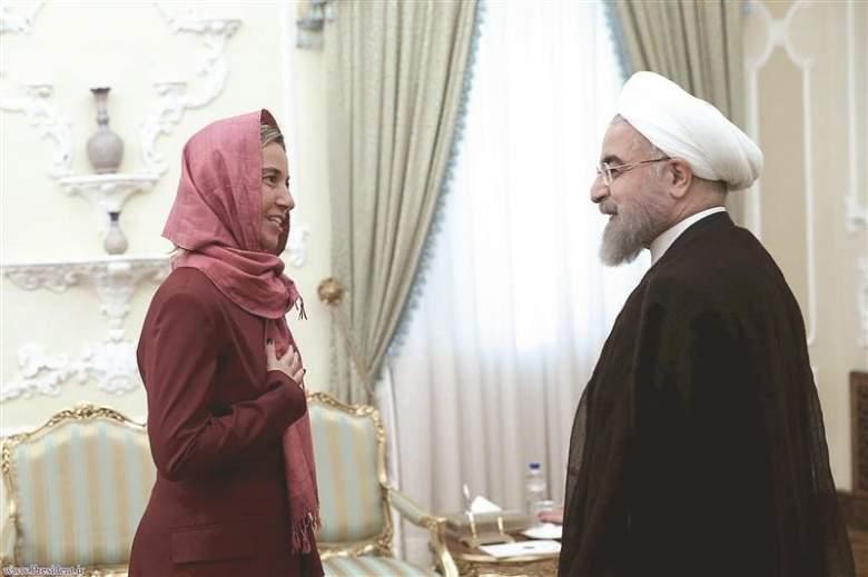 غزل أوروبي لإيران: تعاوننا سيكبر