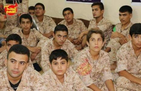 العراق | الأطفال والتلاميذ يتدربون لحرب «داعش»