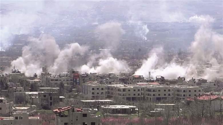 حسم المعركة ينتظر القرار السياسي في «التوقيت المناسب»/ «حزب الله» في الزبداني: قاتلناهم فوق الأرض.. وتحتها