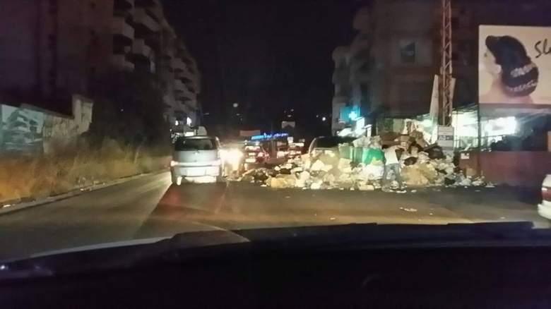 أهالي بشامون ودير قوبل ناشدوا المعنيين حل أزمة النفايات على مداخلهما