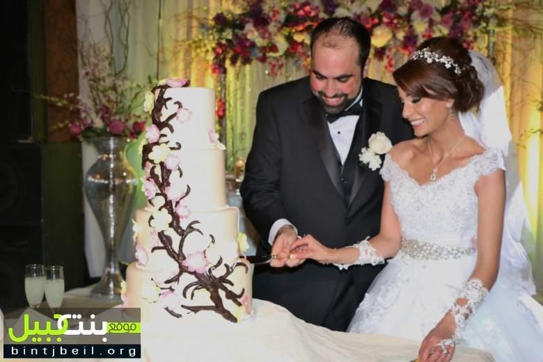 زفاف العروسين الدكتور رضا مصطفى جابر و ساره البكري في ديربورن