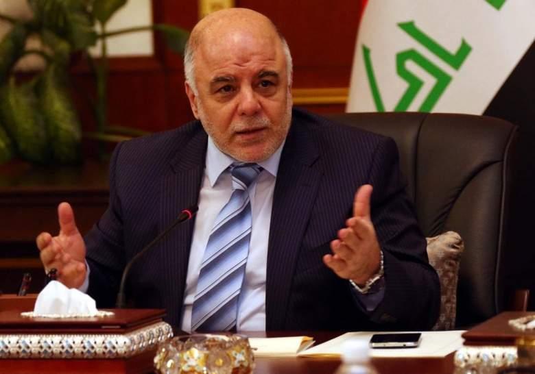 العبادي يلغي منصبي نائب رئيس الجمهورية ونائب رئيس الوزراء فوراً