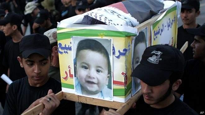 احصائيات دولية...الحصار الصهيوني يتسبب بارتفاع وفيات الرضّع في غزة