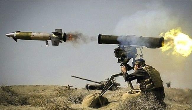 الكورنيت يدخل حرب اليمن.. ومحرقة دبابات إماراتية